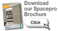 Download the Spacepro Sliding Doors brochure from Bedrooms Plus.