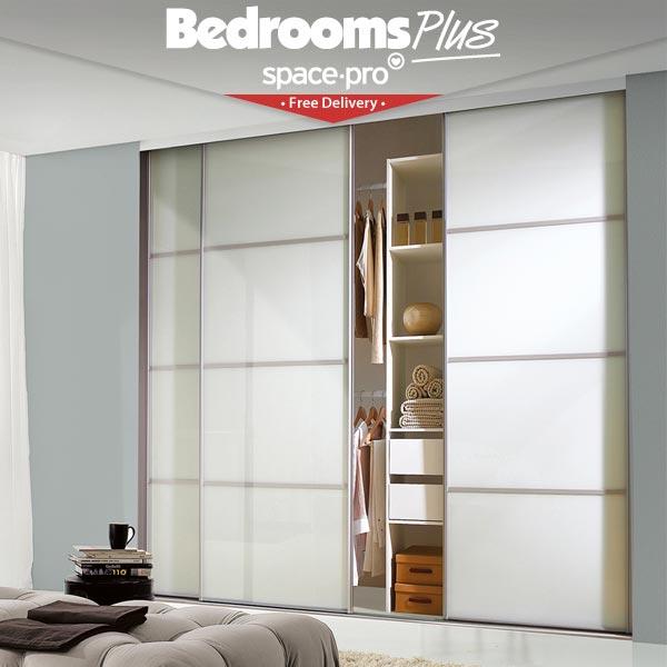 Spacepro Sliding Wardrobe Doors Free Delivery On Custom