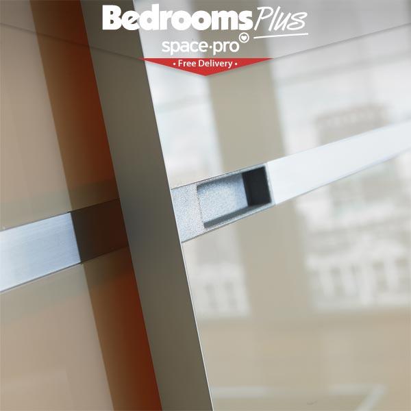 Spacepro minimalist sliding wardrobe doors price check challenge - Small storage space for rent minimalist ...
